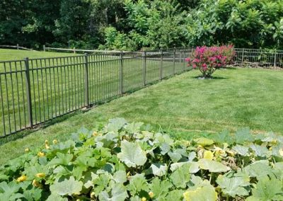Prizm Vinyl Corporation ALUMINUM FENCE-Kingston