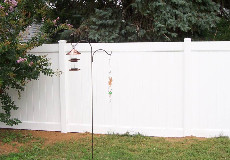 Bedford Economy Style Privacy Fence
